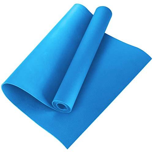 Tappetino da palestra studio, tappetino yoga antiscivolo tappetino fitness privo di ftalati TPE tappetino per esercizi ipoallergenico, per yoga pilates allenamento e ginnastica tappeto da allenamento
