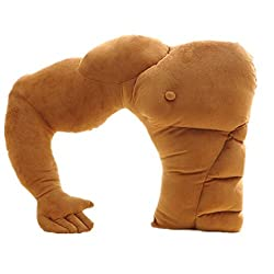 Muscle Man Arm Pillow