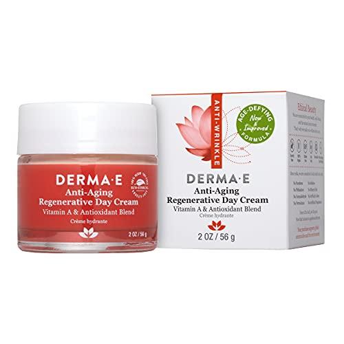 DERMA-E Anti-Aging Regenerative Day Cream, Lavender, 2 Fl Oz