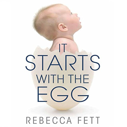 It Starts with the Egg audiobook cover art