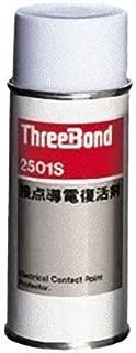 スリーボンド 接点導電復活剤 黄色半透明 180ml TB2501S