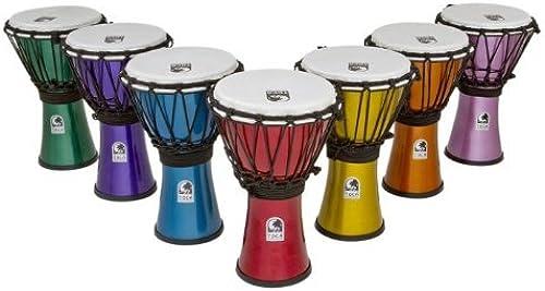 marca de lujo ColorSound Djembe TFCDJ-7MS, set de Djembe, 7 piezas, piezas, piezas, 7 Colors  Ahorre hasta un 70% de descuento.