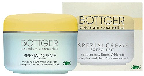 BÖTTGER premium cosmetics Specialcreme extra fett 6 x 75 ml - 6er-Pack