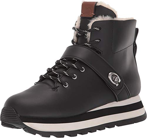 COACH Urban Hiker Rubber Black 8