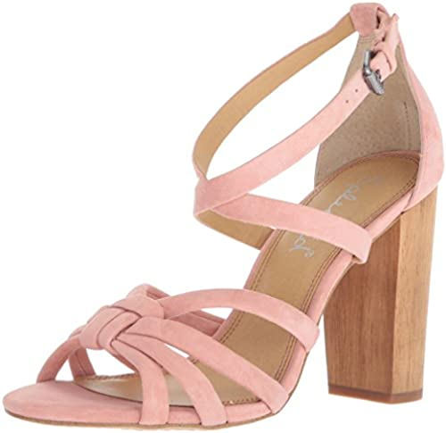Splendid damen& 039;s Faris Heeled Sandal, Blaush, 9 Medium US