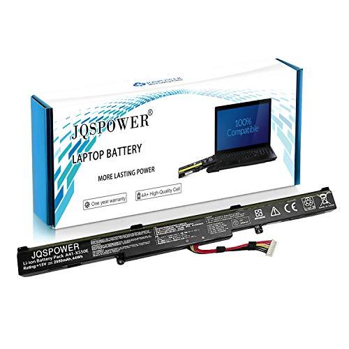 A41-X550E Batterie 2950mAh pour ASUS x751l X450 X450e X450j X450jf A450j A450jf A450e X550e X550z X550za X751m X750j X750ja F751la【A+++15V 44Wh】- 1 an Garantie