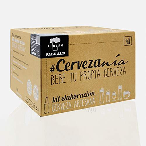 Smartbox - Caja Regalo - Cervezanía: la fábrica de Cerveza Pale Ale en casa - Ideas Regalos Originales