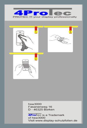 4X ANTIREFLEX matt Schutzfolie für Honor 20 Lite HRY-LX1T Displayschutzfolie Bildschirmschutzfolie Schutzhülle Displayschutz Displayfolie Folie - 2
