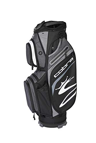 Cobra Golf 2020 Ultralight Cart Bag (Black)