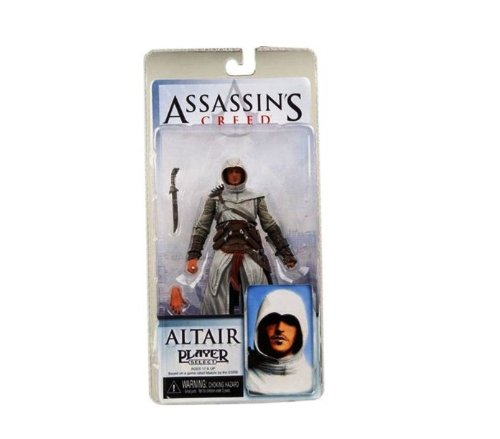 """Assassins Creed Altair 7"""" Action Figure"""