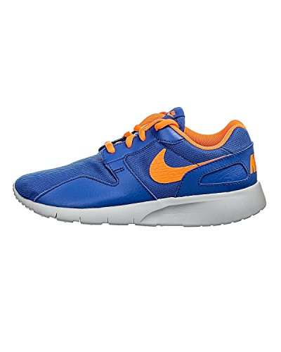Nike Kaishi (GS), Chaussures Mixte Enfant, Bleu/Orange, 39 EU