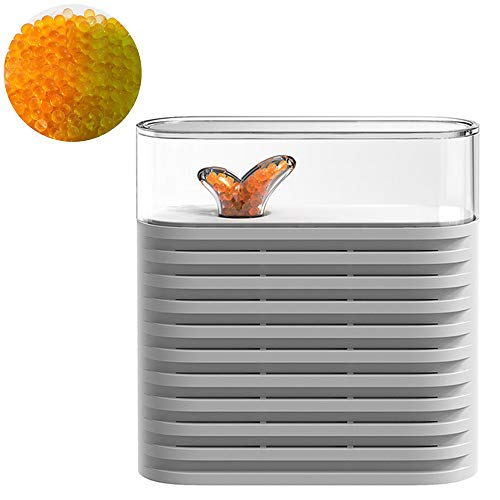 Best Bargain Wooyo Renewable Mini Dehumidifier, 60ML Silica Gel Compact and Portable Dehumidifiers, ...