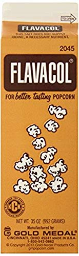 Flavacol Popcorn Season Salt , 35 oz.