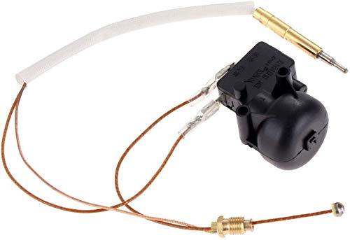 zcm Heizungsersatzteile Gasheizung Sicherheitsset Propan Gasheizung Reparaturteile Thermoelement und FD4 Blowdown Sicherheitsschalter Steuerung Thermoelement Sensor