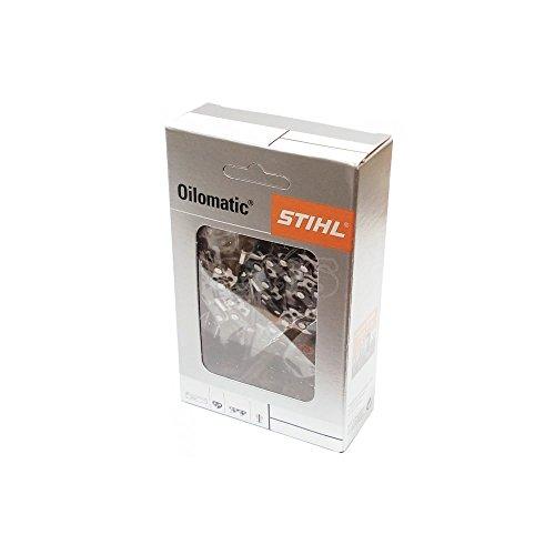 """Stihl 36160000050Chaîne de Tronçonneuse 3/8"""", 1,3mm 50GL 35cm Épée Picco Super PS"""