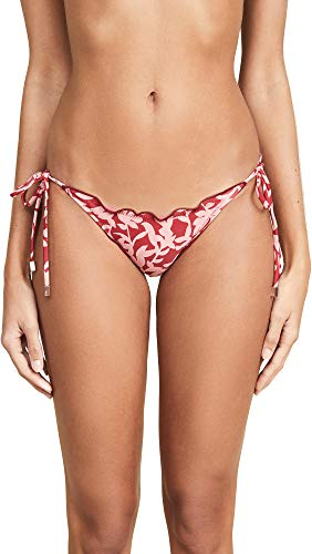 ViX Swimwear Women's Ripple Bikini Bottoms, Hermosa Multi, Medium