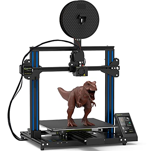 sainsmart 3d printers THINK3DIM 3D Printer with Extruder 3D Printers Sensor Leveling-Free Magnetic Glass Surface and Dual Z-axis 300×300×300MM T22 Max Pro +