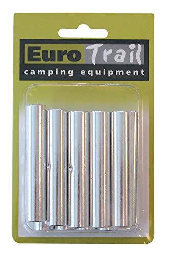 Euro Trail Hülse für Fiberglasgestänge Reparaturhülse Ø 8,5/9,5 mm (9,5 mm)