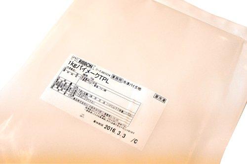 【 冷凍 】 リボン パイメーク (パイ生地) 1㎏