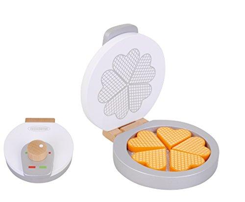 MaMaMeMo Waffeleisen aus Holz - Playsets für Kinder und Spielwaren aus Holz