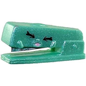 Shopkins Season 3 #3-121 Green Stella Stapler   Shopkin.Toys - Image 1