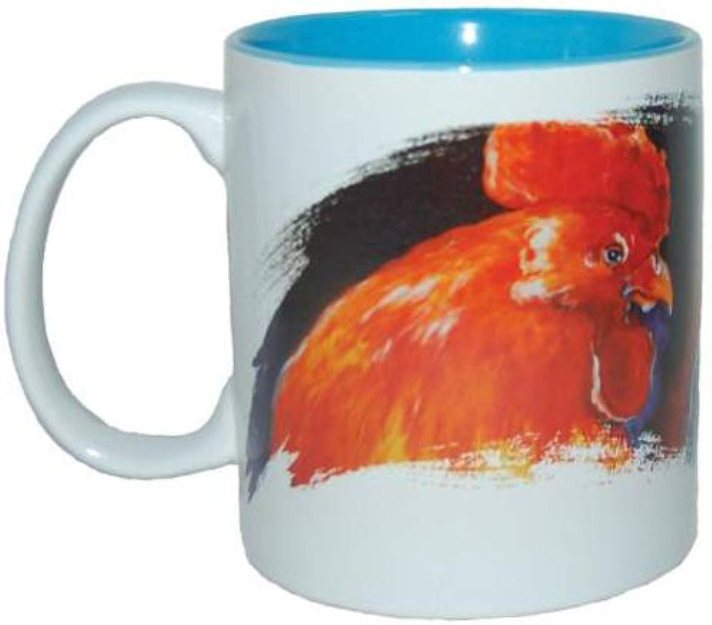 Westland Giftware Rooster color Mug