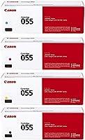 Canon CRG-055 トナーカートリッジ 4色セット