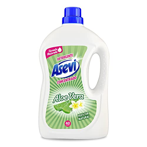 Detergente Asevi 23562 Aloe Vera 40 dosis