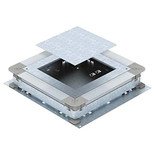 obo-bettermann Automatischer canaliz. Boden–Box Einbau ugd250–3/4