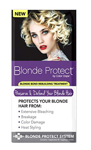 Color Oops Hair Color Remover Blonde Protect By Color Oops, 1count