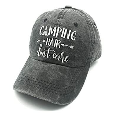 Waldeal Women's Embroidered Camping