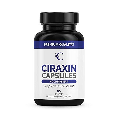 Ciraxin Capsules   Ciraxin Man Power   Natürliche Unterstützung (1 Dose á 60 Kapseln)