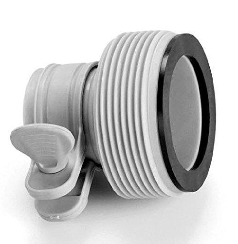 Intex Adaptador B para bomba de filtro y kit de conversión de agua salada individual