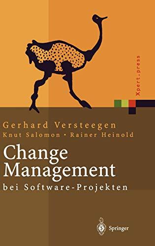 Change Management bei Software Projekten (Xpert.press)