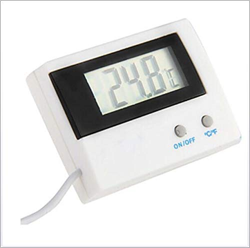 LCD Digital Fish Tank Aquarium Water thermometer Celsius Fahrenheit, Aquarium Decoratie hulpmiddelen