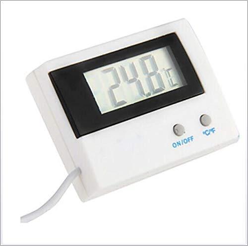 LCD Digital Fish Tank Aquarium Water thermometer Celsius Fahrenheit, Aquarium Decoratie hulpmiddelen