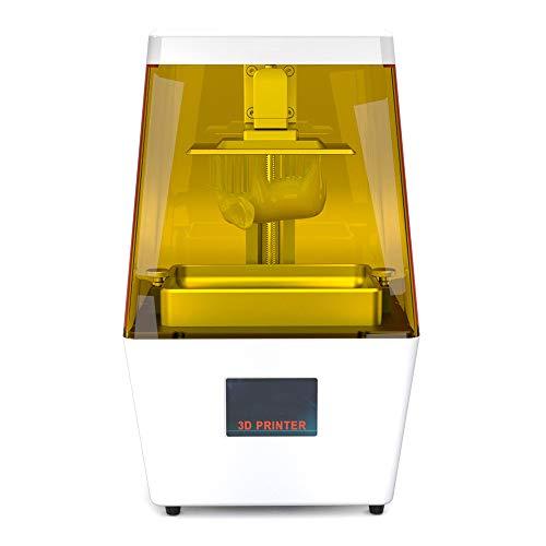 YXFYXF Impresora 3D, Curado UV Inteligente, ImpresióN Fuera De LíNea, Corte Extremadamente...