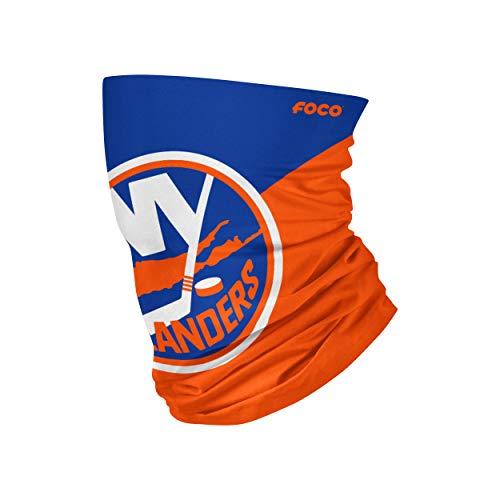 New York Islanders Big Logo Gaiter Scarf