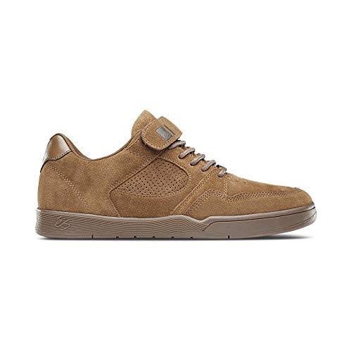 ÉS Herren Schuhe Accel Slim Plus Brown / Gum -44