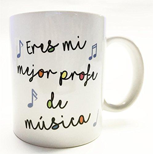 TazaEres mi mejor profe de música