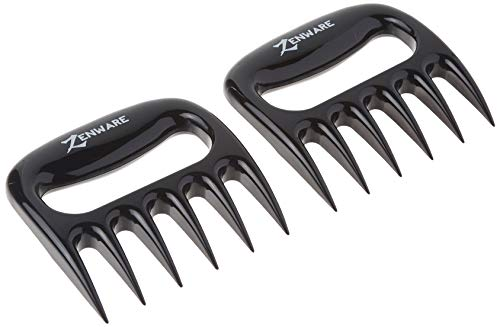 Zenware Set of 2 BBQ Meat Pulled Pork Shredder Claws