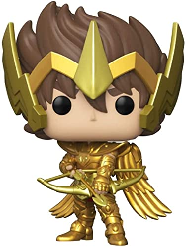 POP Funko Saint Seiya: Knights of The Zodiac 811 - Seiya with Gold Armor Special Edition