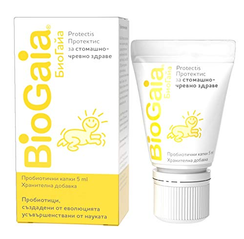 BioGaia Probiotic Drops 5 Milliliters Tube