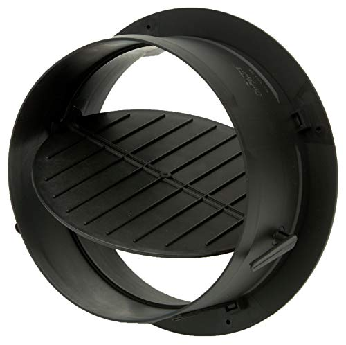 Speedi-Collar SC-06D 6-Inch Diameter Take Off Start Collar with Damper for HVAC Duct Work Connections