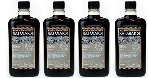 Koskenkorva Salmiakki (4 x 0,5 Liter) 32%Vol.Alk.