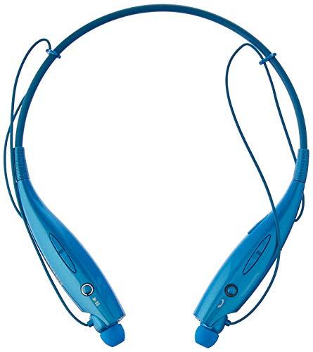 Sylvania SBT129-BLUE Sports Style Bluetooth Headphones (Blue)