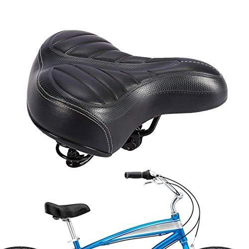 LXDDP Siège vélo Confortable, siège vélo en Mousse à mémoire Forme Absorbant Les Chocs