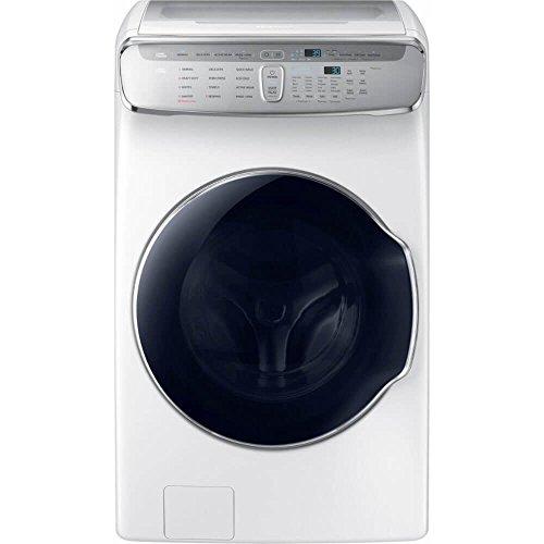 Samsung 6.0 Total Cu. Ft. White FlexWash Washer