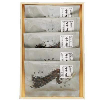 伍魚福(ごぎょふく)くぎ煮 150g詰め合わせ(30g×5)[保存料不使用]【ほっかほかのごはんのお供 おもたせ ギフトに