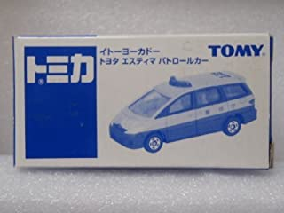 Japan Import Tomica Ito-Yokado Toyota Estima patrol car